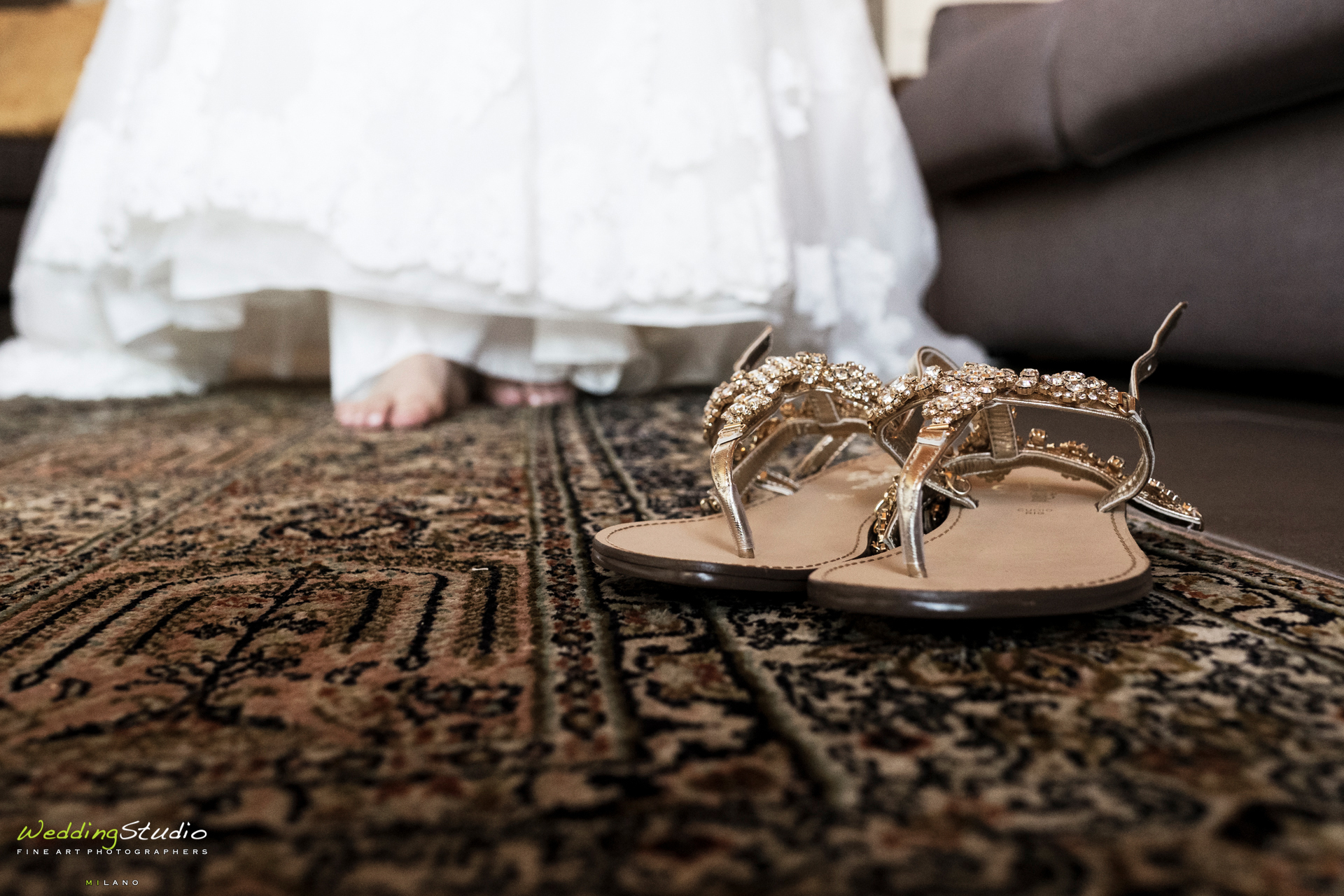 sandali sposa senza tacco