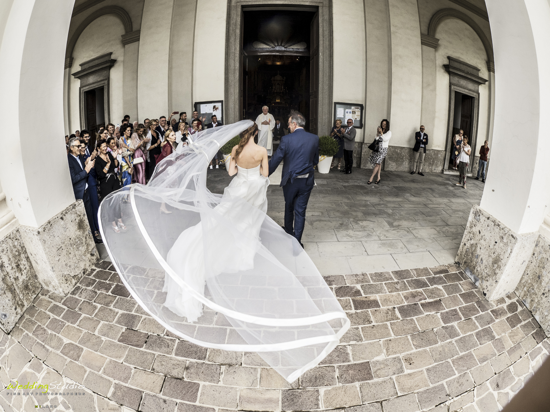 velo sposa milano