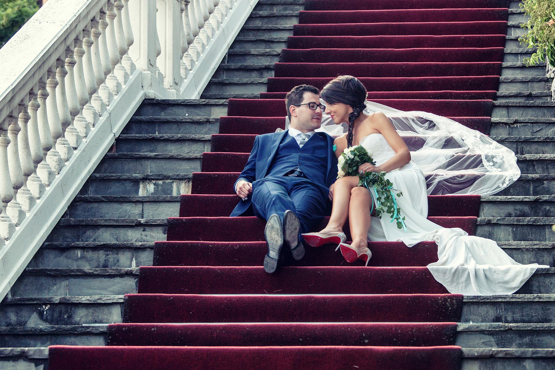 scarpe louboutin da sposa uniche